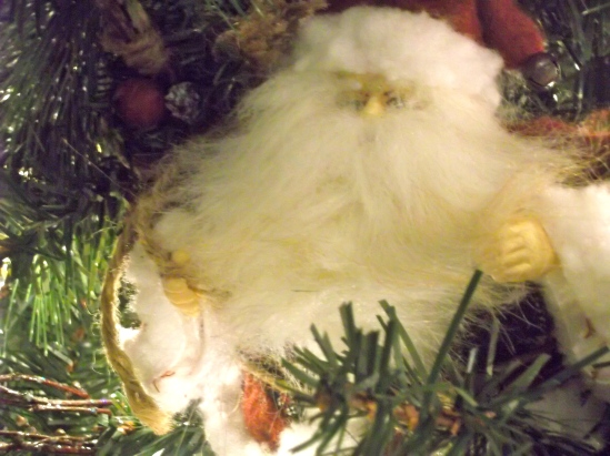 old world, santa, ornament, decor, tree, Christmas, holiday
