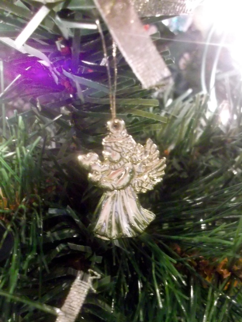 angel, ornament, tree, Christmas, holiday, decor
