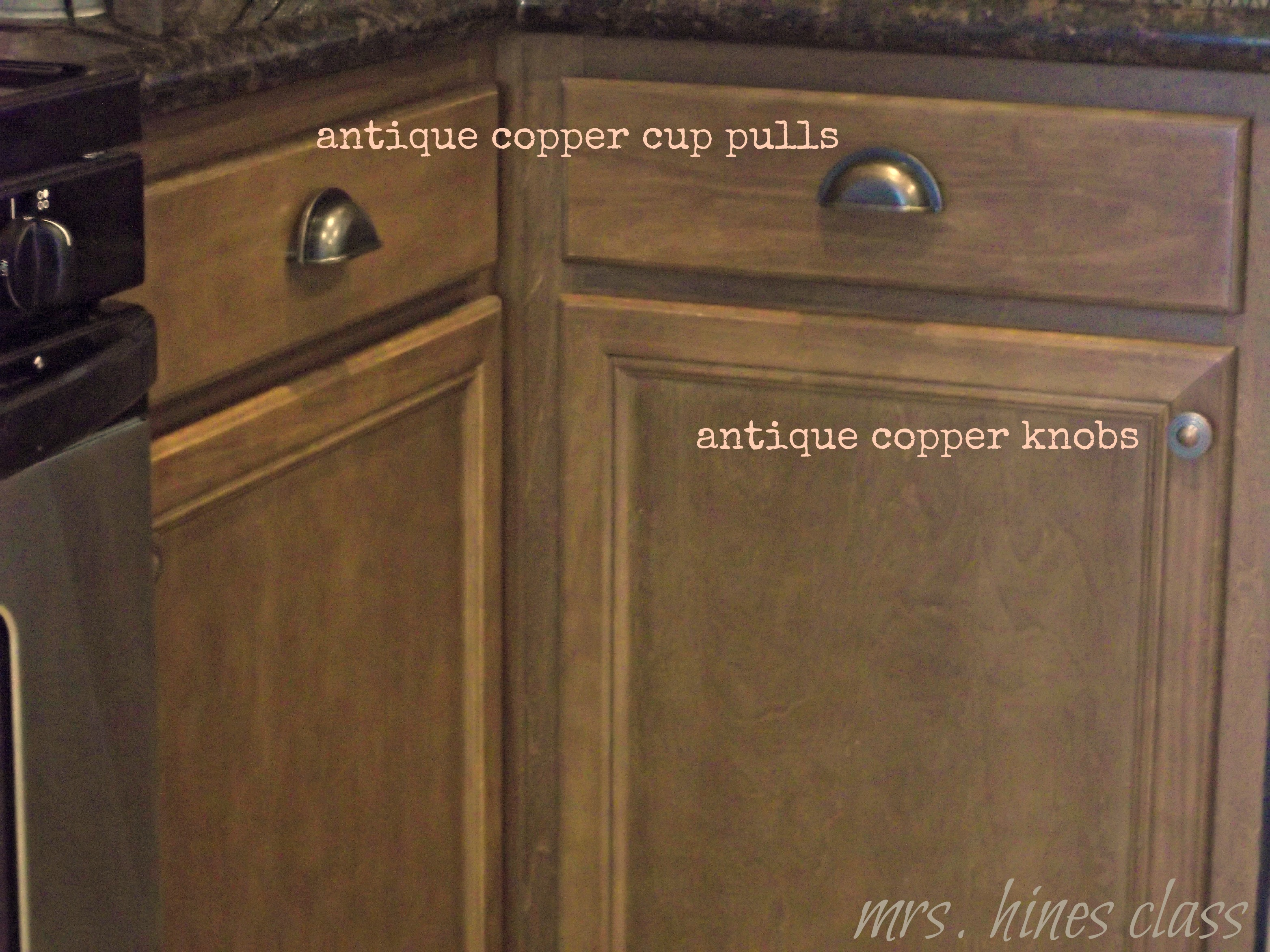 Copper Kitchen Cabinet Hardware