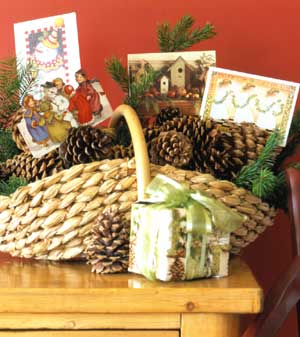 10 Creative Ways to Display Christmas Cards