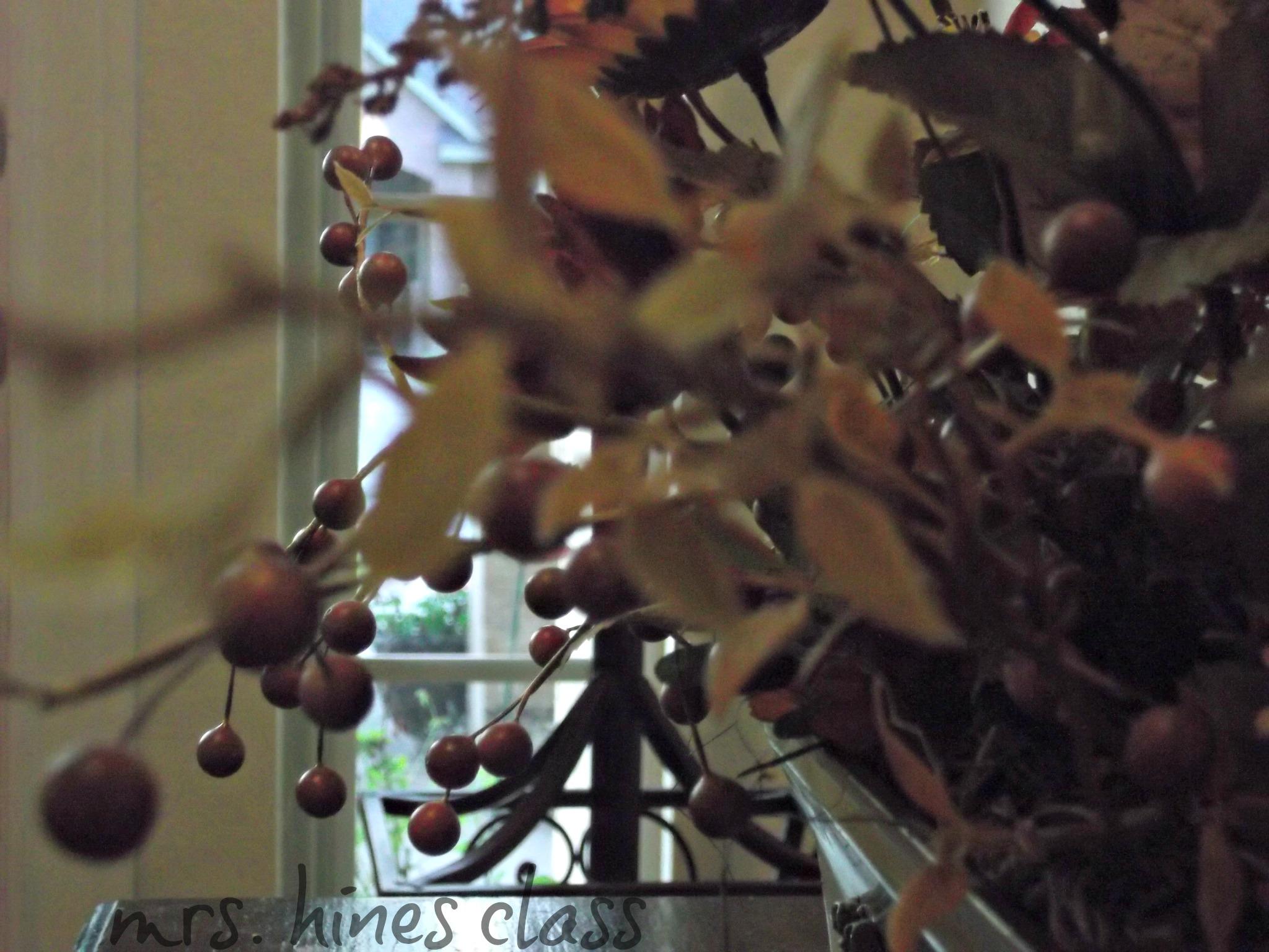 floral arrangement, fall, autumn, entry, foyer, vignette, home decor