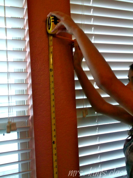 Discover the formula for the correct picture hanging height at www.mrshinesclass.com